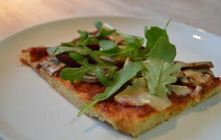 pizza til madpakke eller til middagen