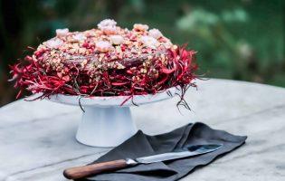 DSC04224Chloeschokoladekage