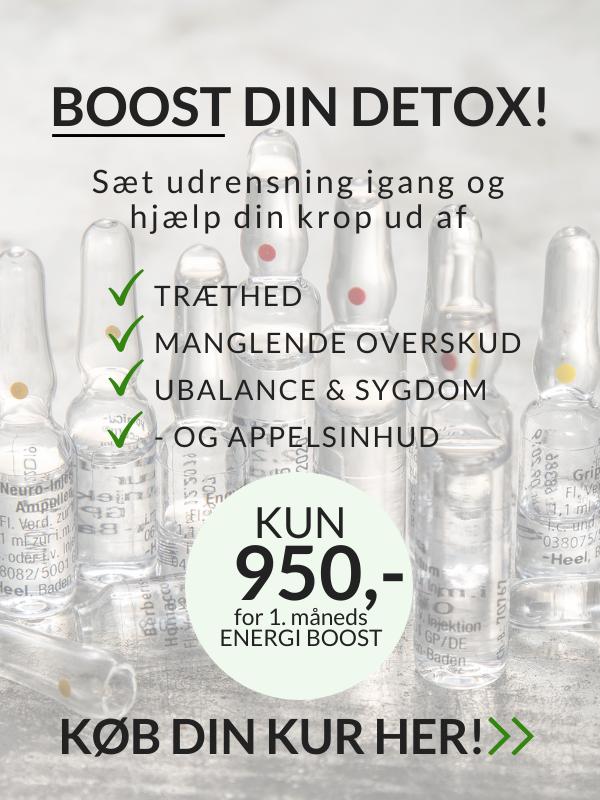 homøopatisk ampukur detox