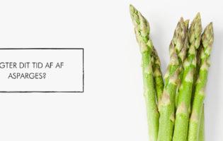 asparges hormonboost