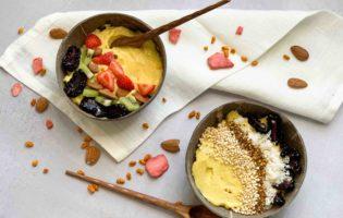 Mango-bowl